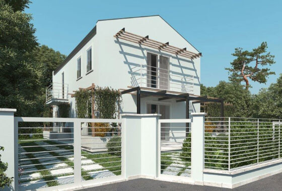 Casa al mare - Villetta bifamiliare in vendita a Marina di Pietrasanta